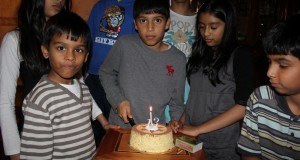 Yashdip 13th Birthday - 2011