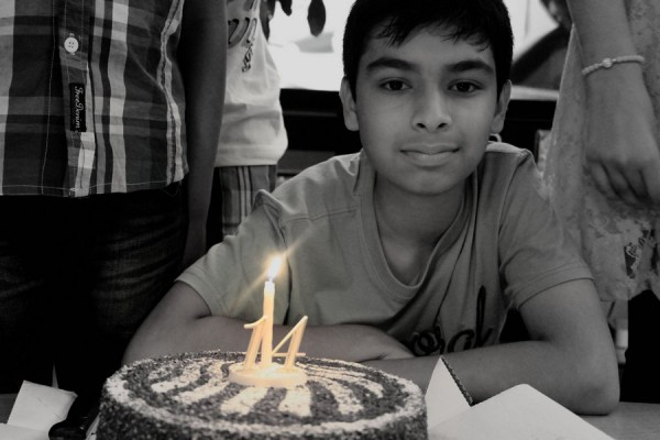 Jayvir 14th Birthday -