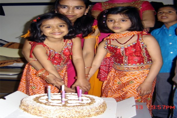 Shivani&Shweta 6th
