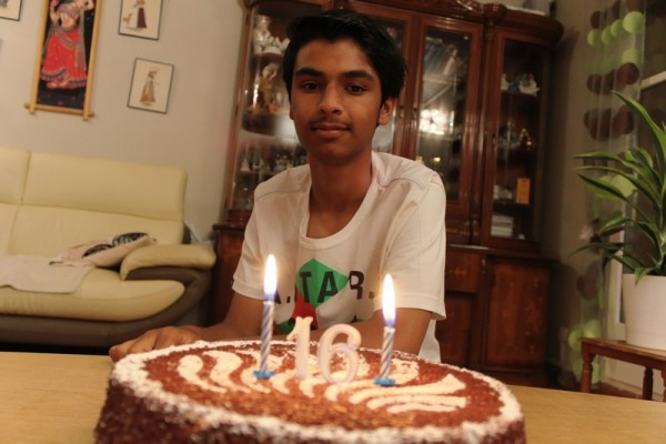 Jayvir 16th Birthday -