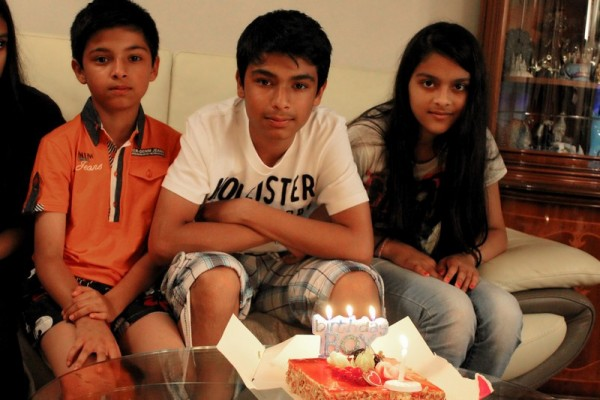 Jayvir 15th Birthday -