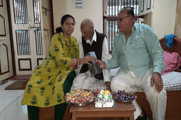 Bhaisa 111th Birthday -