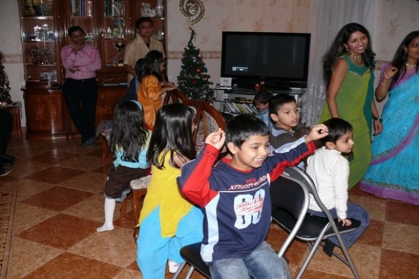 New Year Party - Games -