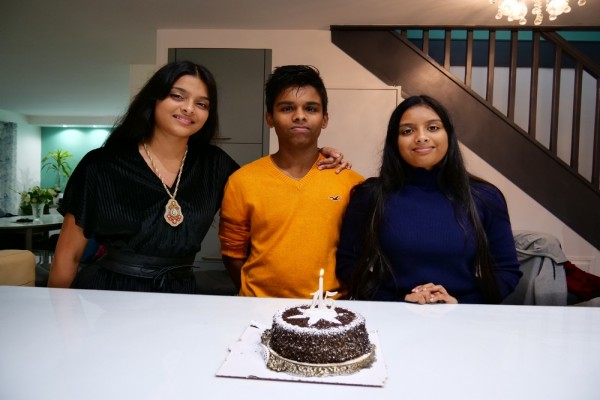 Ritik 15th Birthday -