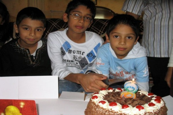 Yashdip 8th Birthday -