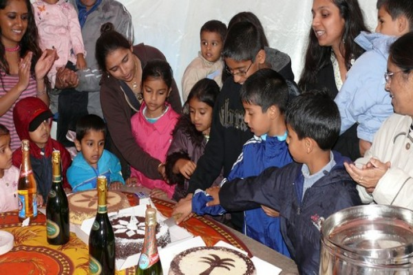 Rajdip 13th Birthday -