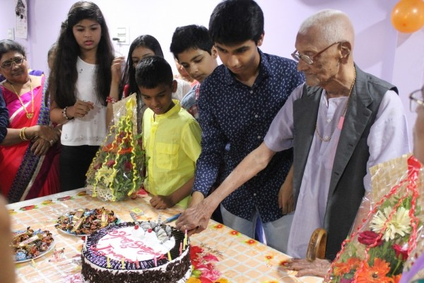 Jayvir 17th Birthday -