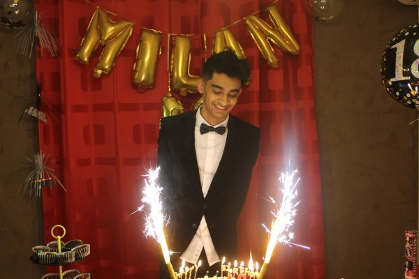 Milan18th Birthday - 2019