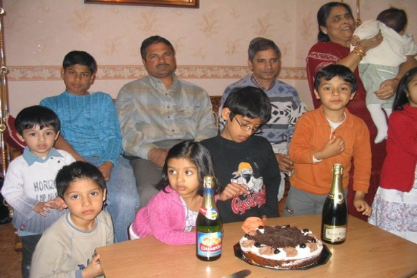 Dad Birthday - 2005
