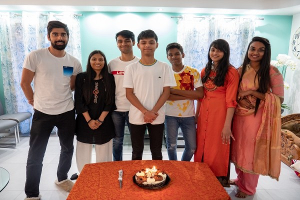 Rajvir 18th Birthday -