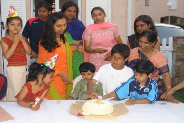 Rajvir 3rd Birthday -