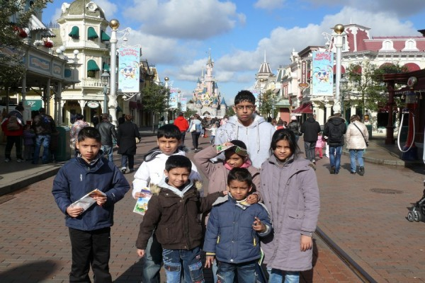 Disneyland Paris - 2010