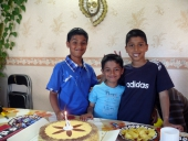 Jayvir 11th Birthday - 2010