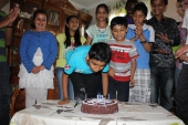 Jayvir 13th Birthday - 2012