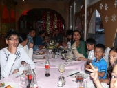 Party on Maman day - 2010