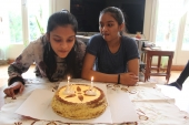 Shivani&Shweta 16th Birthday - 2016