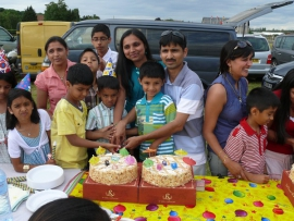 Rajvir 7th Birthday - 2009