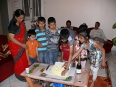 Rajdip 14th Birthday - 2008