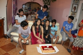 Shivani&Shweta 18th Birthday - 2018