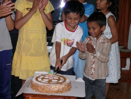 Rajvir 6th Birthday - 2008