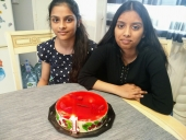 Shivani&Shweta 17th Birthday - 2017