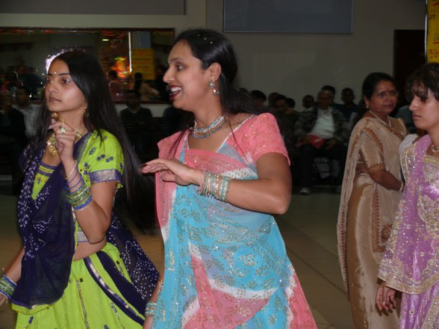 Navratri in Paris - 2007