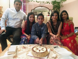 Ritik 13th Birthday - 2017