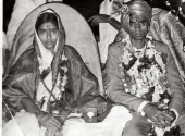 Golden wedding anniversary of our parents